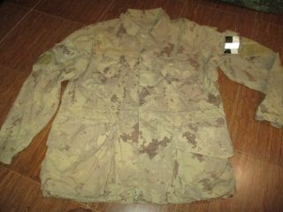 Canadian Cadpat Issue Combat Field Jacket 2,  Very Good