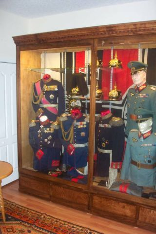 French 1930 General ' s parade uniform group 7
