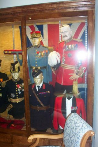 French 1930 General ' s parade uniform group 8