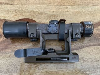 Zf4 Scope And Mount K43 G43