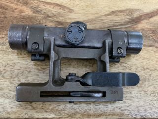 ZF4 Scope And Mount K43 G43 2