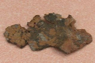 Mineral Specimen Of Native Copper From Ajo,  Ariz.