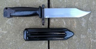 Norinco Type Ii Black Bayonet For Polytech Import