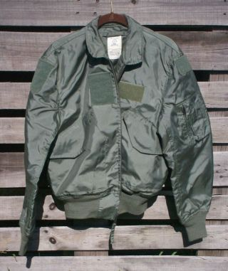 Jacket,  Flyer's,  Cwu - 36/p,  Medium