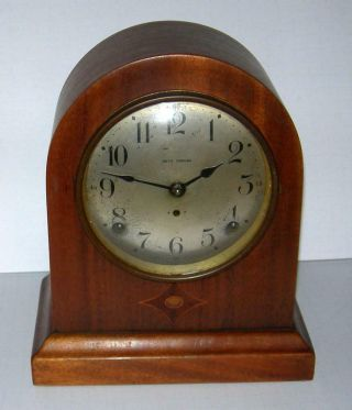 Vintage Seth Thomas Beehive Mantle Clock