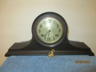 Haven Tambour Mantle Clock
