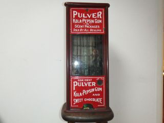 Antique Tall Case Pulver Machine