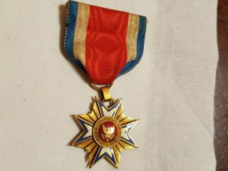 Military Order Of The Loyal Legion Medal (mollus) - Indiana Bailey Grouping