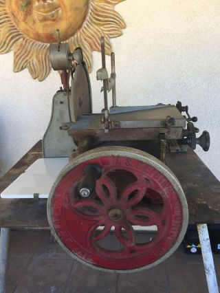 Antique Van Berkel