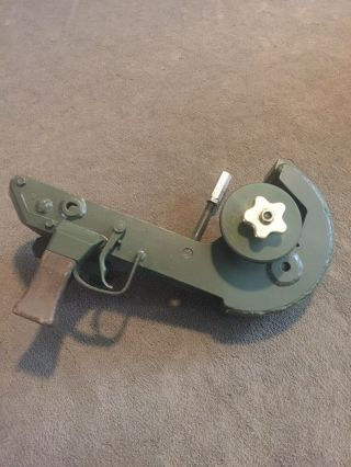 Daimler Ferret Browning Mount (will Also Fit Saracen Armored Vehicle & Others)