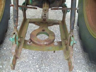 Oliver 77 Antique Pulling Tractor,  Runs Good,  SELLS 11