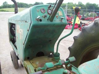 Oliver 77 Antique Pulling Tractor,  Runs Good,  SELLS 12
