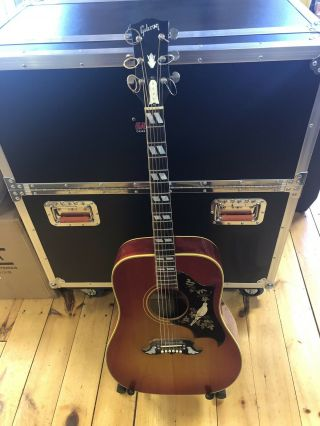 Vintage Gibson Dove Acoustic