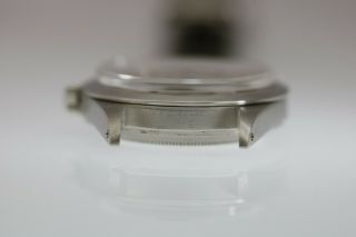 Vintage Rolex Milgauss Automatic Silver Dial Watch Ref 1019 Circa 1960s 11