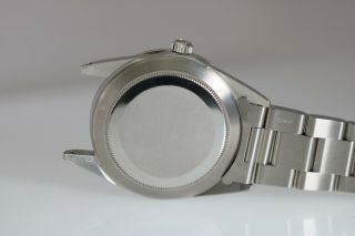 Vintage Rolex Milgauss Automatic Silver Dial Watch Ref 1019 Circa 1960s 9
