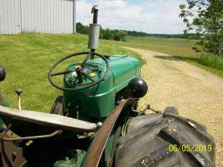 1957 Oliver 55 Antique Tractor farmall allis deere 44 66 77 88 7