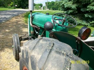 1957 Oliver 55 Antique Tractor farmall allis deere 44 66 77 88 8