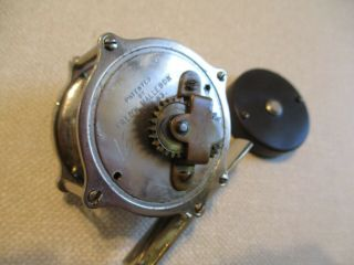 Ca.  1885 Malleson Multiplying Reel,  Exceedingly Rare 11