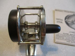 Ca.  1885 Malleson Multiplying Reel,  Exceedingly Rare 5