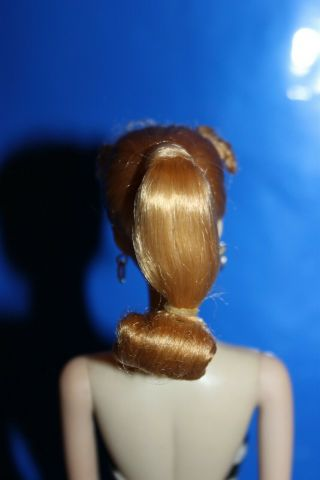 Vintage Barbie Ponytail 1,  Booklet and Stand 8
