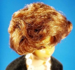 RARE Auburn Francie Doll w/Japanese Exclusive Clone MINTY Vintage 1960 ' s 10