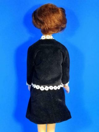 RARE Auburn Francie Doll w/Japanese Exclusive Clone MINTY Vintage 1960 ' s 5