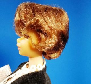 RARE Auburn Francie Doll w/Japanese Exclusive Clone MINTY Vintage 1960 ' s 7