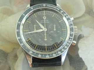 OMEGA SPEEDMASTER 2998 - 3;cal.  321;1960/61;Serviced Movement Outstanding;RARE 3