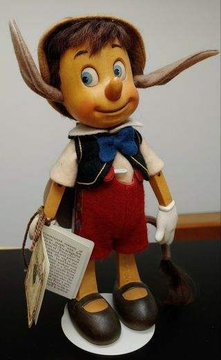 "R John Wright Dolls - Pinocchio - "" Pleasure Island "" - Limited Edition"