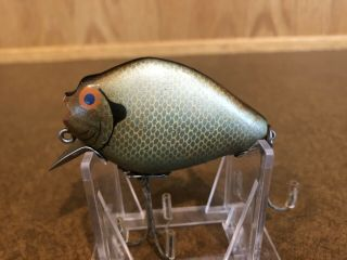 Heddon 740 (silver Herring?) Punkinseed Fishing Lure