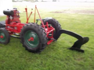 Gibson Antique Tractor
