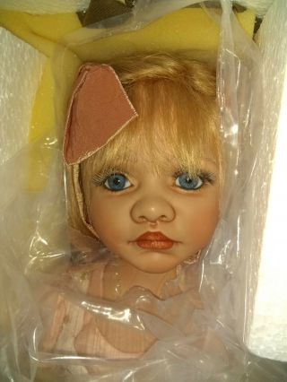 "Collectible Doll "" Rose Marie Strydom "" Tami Is 26 "" Risen "" 9 Of 10 """