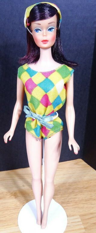 STUNNING Vintage Midnight High Color Color Magic Barbie Doll 3