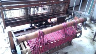 Antique Weaver