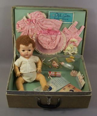 "Effanbee 15 "" Dy - Dee Baby Doll & Accessories"