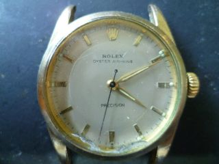 Vintage Rolex Air - King Automatic Men Watch Ref : 5502