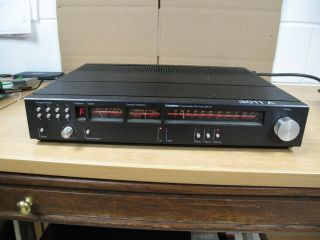 Vintage Tandberg 3011a Programmable Fm Stereo Tuner