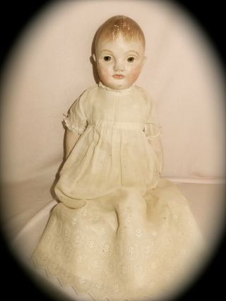 Antique Philadelphia Baby Doll J.  B.  Seppard C.  1900