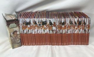 Ancient Civilizations Dvd Book Set 39 Of 52 & A - Z Ancient World Binder History