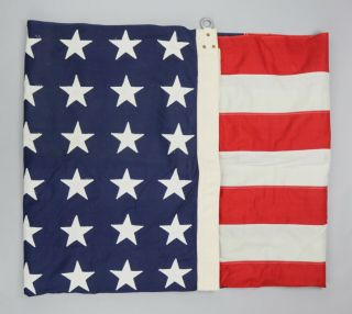 Wwii Us Gi 48 Star Us Flag Burial 9½