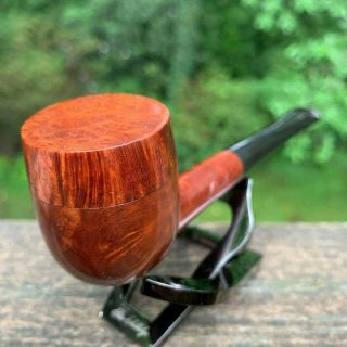 & Rare / Early Patent / Wally Frank Motorist / Vintage Tobacco Estate Pipe