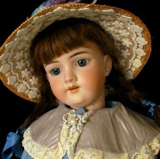 "27 "" Antique German Doll Handwerck Simon Halbig Mold 119 Perfect"
