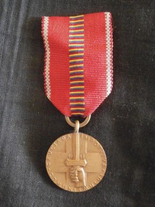 German Romanian Medal Crusade Against Communism Ii World War Iii Reich