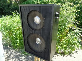 Vintage Jbl Guitar Speakers D130f,  D120f