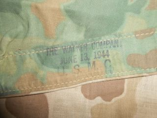 U.  S.  Army : 1944 Wwii Marine Corps Poncho Issue Pacific Wwii 1944 Militaria. ,