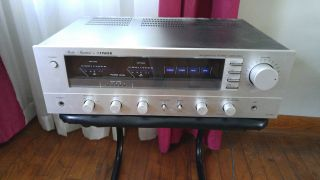 Vintage Fisher Studio - Standard Integrated Stereo Amplifier Model Ca - 660