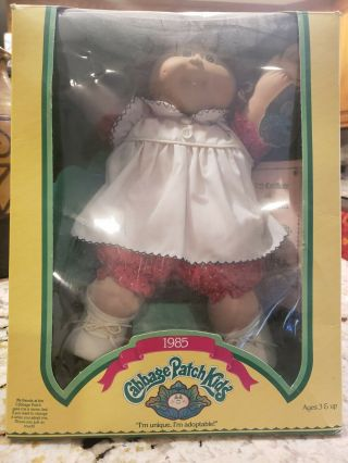 Vintage Cabbage Patch Kid Dolls In All Documents