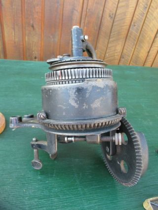 ANTIQUE LEGARE 400 AUTO CSM KNITTER MACHINE Cylinder 72,  Ribber 36 8