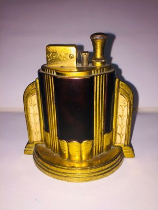 Antique Ronson Torch Tip Art Deco Cigarette Lighter