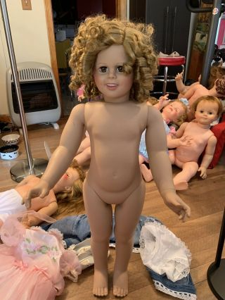 Vintage Shirley Temple Playpal Doll